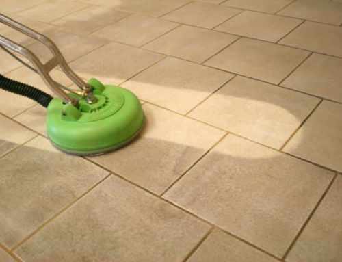 Lavaggio di fondo pavimento in Gres Porcellanato e manutenzione gionaliera: